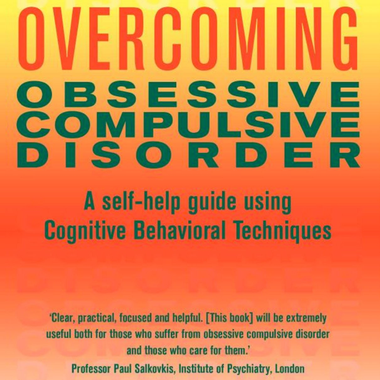 ocd obsessive compulsive disorder Obsessive-compulsive personality disorder (ocpd) is a personality disorder that's characterized by extreme perfectionism, order, and neatness people with ocpd will also feel a severe need to .