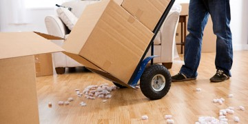 How to reduce the stress of moving house
