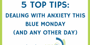 Five tips for coping with anxiety this Blue Monday