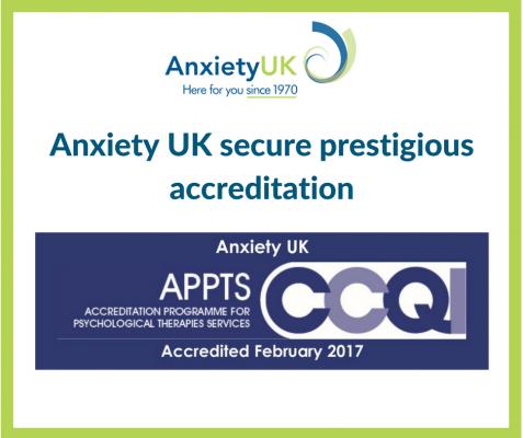 News - Anxiety UK