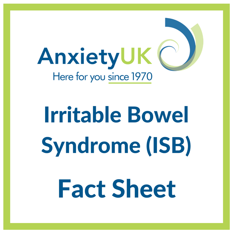 Irritable Bowel Syndrome - Anxiety UK