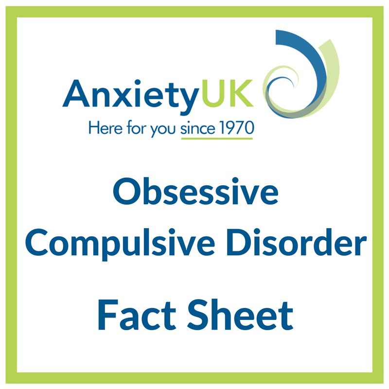 Compulsive Skin Picking - Anxiety UK