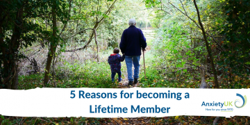 Reason to become a lifetime member
