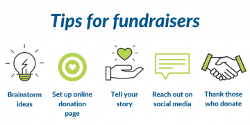 Top tips for Fundraisers