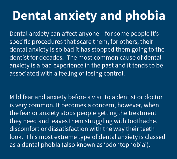 Dental anxiety phobia booklet anxiety uk how can i find a supportive dentist what can i expect at an appointment what you can do to make yourself feel more in control solutioingenieria Image collections