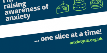 Get Baking For Charity with Anxiety UK!
